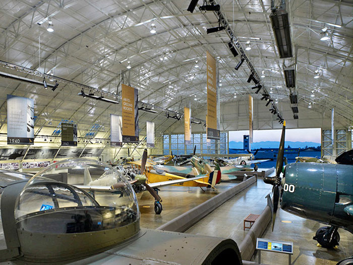 Flying Heritage Collection