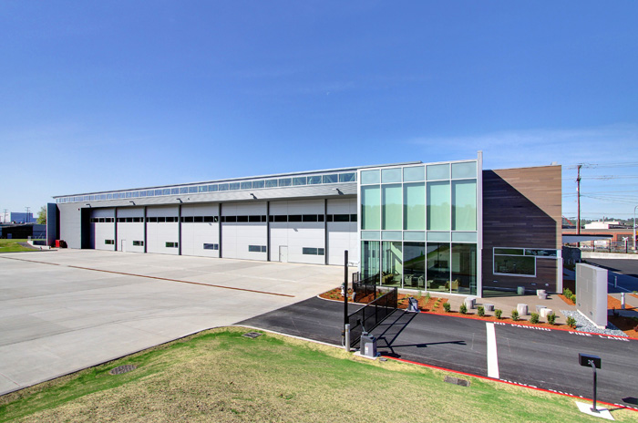 Charles Air Hangar