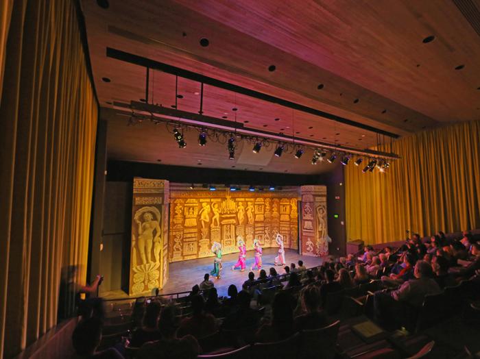 Evergreen Recital Hall